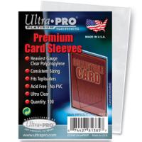 Кармашки Ultra-Pro (прозрачные, 67x92 мм, 100шт)