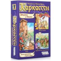 """Настольная игра """"Каркассон. Дворяне и башни"""""""