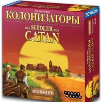 """Настольная игра """"Колонизаторы"""" (3е издание)"""