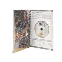 "Книга ""Покраска миниатюр Citadel (How to Paint Miniatures)"" (русское издание с DVD)"