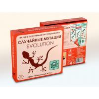 """Настольная игра """"Эволюция. Случайные Мутации"""""""