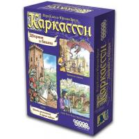 """Настольная игра """"Каркассон. Дворяне и башни"""" (2е издание)"""