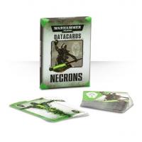 Информационные карты Necrons Datacards