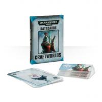 Информационные карты Craftworlds Datacards