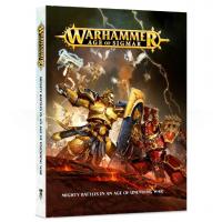 Warhammer Age of Sigmar Book (книга правил)