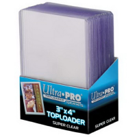 Жесткий протектор Ultra-Pro Premium Toploader (63.5*88.9мм)