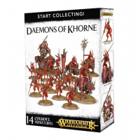 "Начальный набор ""Start Collecting! Daemons of Khorne"""