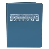Альбом UltraPro с листами 3х3 10шт (синий)
