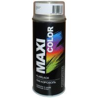 Лак-аэрозоль MAXI COLOR: Прозрачный (400 мл)