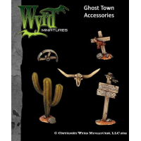 Ghost Town Accessories