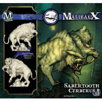 Sabertooth Cerberus