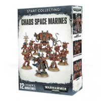 "Начальный набор ""Start Collecting! Chaos Space Marines"""