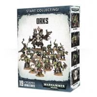 """Начальный набор """"Start Collecting! Orks"""""""
