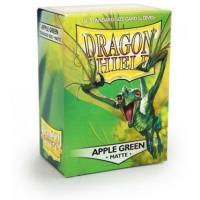 Протекторы Dragon Shield, apple green матовые (100 шт)