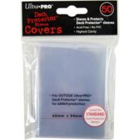 Прозрачные протекторы Ultra-Pro для ККИ (69x94 мм, 50 шт)