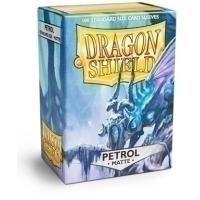 Протекторы Dragon Shield, Petrol матовые (100 шт)