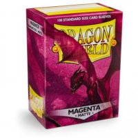 Протекторы Dragon Shield матовые Slate (100 шт.)