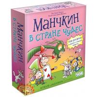 """Настольная игра """"Манчкин в стране чудес"""""""