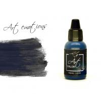 ART- 329 Черно-синий (black blue)
