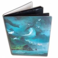 Альбом Blackfire c 20 встроенными листами (3x3) - Island