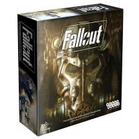 """Настольная игра """"Fallout"""" (на русском языке)"""