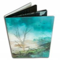 Альбом Blackfire c 20 встроенными листами (3х3) - Swamp