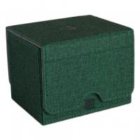 Blackfire Convertible Premium Deck Box Single Horizontal 100+ Standard Size Cards - Green