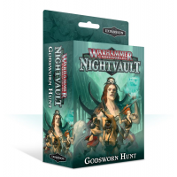Warhammer Underworlds: Nightvault – Godsworn Hunt (на русском языке)