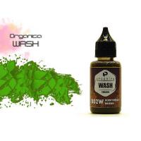 002W Смывка коричневая (brown wash)