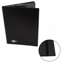 Альбом Blackfire c 20 встроенными листами (3x3) - Flexible Black