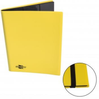 Альбом Blackfire c 20 встроенными листами (3x3) - Flexible Yellow