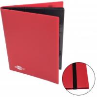 Альбом Blackfire c 20 встроенными листами (3x3) - Flexible Red
