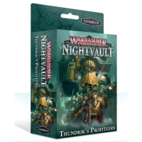 Warhammer Underworlds: Nightvault – Thundrik's Profiteers (на английском языке)