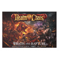 """Начальный набор """"Age of Sigmar Realm of Chaos: Wrath & Rapture"""" (на английском языке)"""