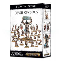 """Начальный набор """"Start Collecting! Start Collecting! Beasts of Chaos"""""""
