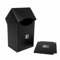 Пластиковая коробочка Blackfire вертикальная (80+ карт) в ассортименте