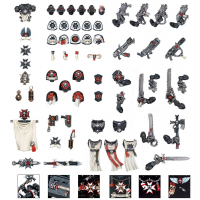 Space Marines Black Templars Chapter Upgrade