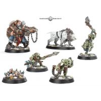 Warhammer Underworlds: Beastgrave – Охотники Хротгорна (на русском языке)