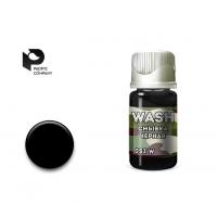 051W Смывка черная (black wash) 10мл