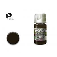 062W Смывка коричневая темная (dark brown wash) 10мл